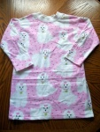 Girls Flannel Nightgown - For Pumpers